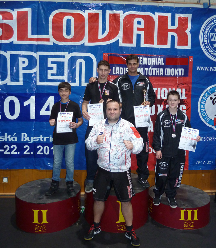 Slovak open 2014